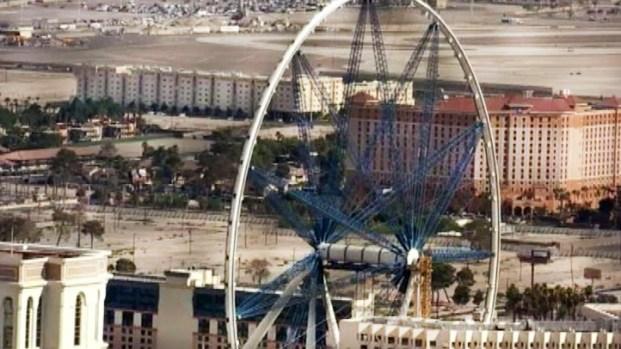 [NATL] Giant Ferris Wheel to Debut in Vegas