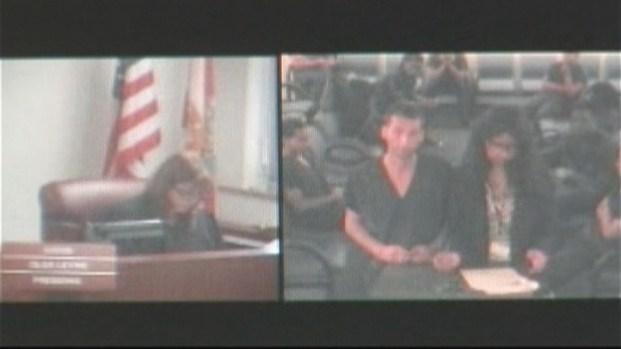 [MI] William Raber in Bond Court
