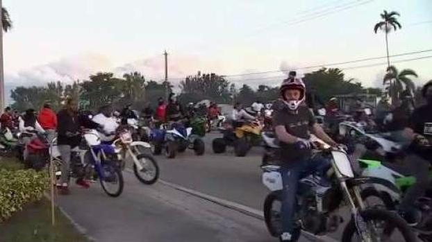 [MI] ATV And Motorbike Ride-Out Concludes in S. Florida