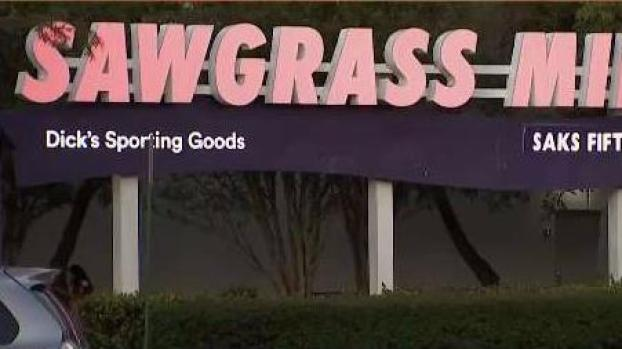 [MI] Security Scare at Sawgrass Mills