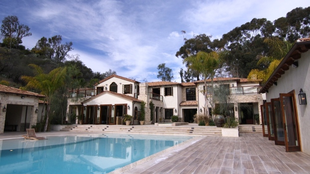 A Private Oasis in Rivas Canyon