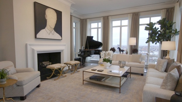 A Stately Penthouse on the Upper East Side | Open House TV
