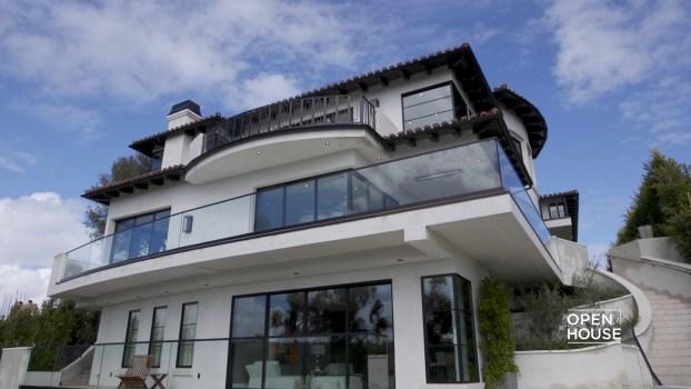 "Home Tour: A Home Named ""Amalfi Bel Air"""