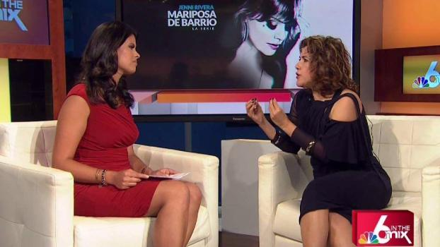 Rosalinda Rodriguez Chats About Role on 'Mariposa De Barrio'