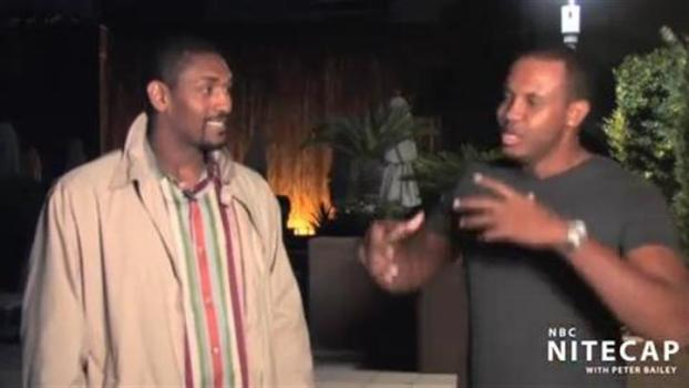 NiteCap: Ron Artest Talks Maturing, Recording With Prodigy & Heat vs Lakers