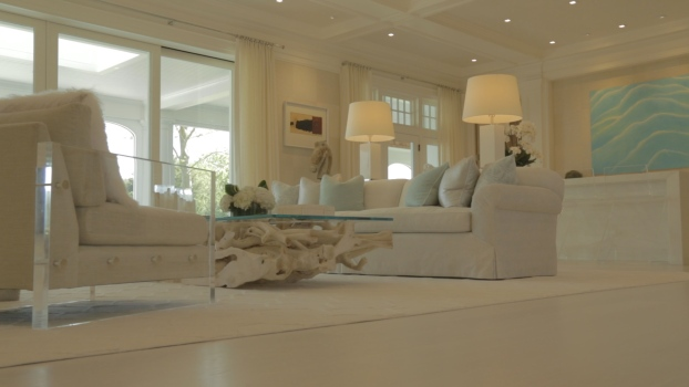 A Hamptons Mansion Designed by Randy Kemper and Tony Ingrao
