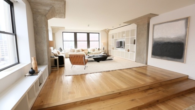 Views Can't Be Beat In This Tribeca Loft