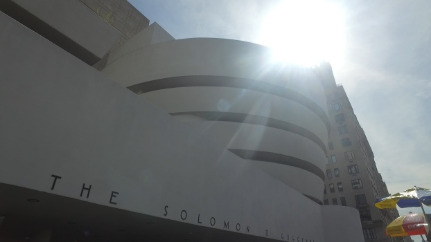 An Inside Look at New York's Solomon R. Guggenheim Museum