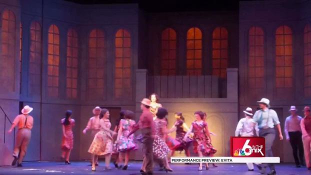 Performance Preview: 'Evita' at the Actors' Playhouse