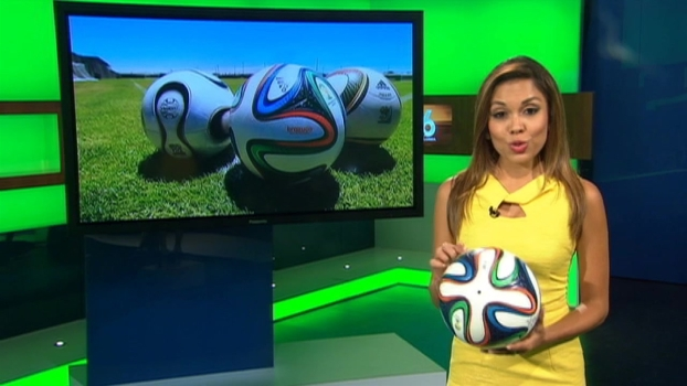 World Cup's Brazuca