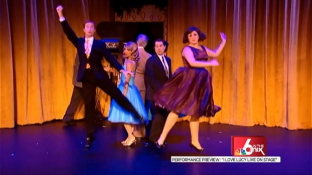 I Love Lucy: Local Actor returns with Broadway Show