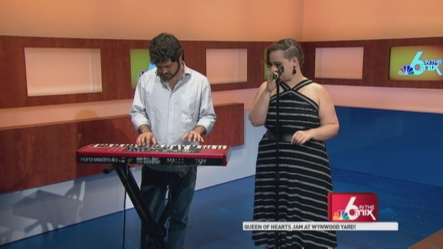 """Cuban Adele"" Belts Soulful Ballad on 6 In The Mix"