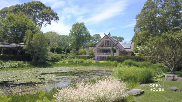 Designer Tour: The LongHouse Reserve and Home of Jack Lenor Larsen