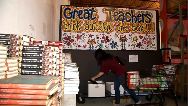Medley Warehouse Offers Teachers Free Classroom Supplies