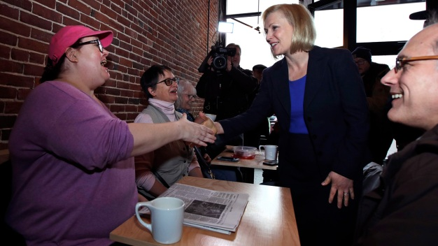 Dem Presidential Candidates Introducing Themselves to Voters