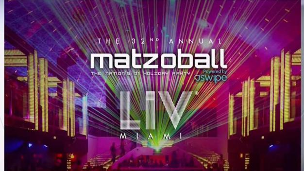 32nd Annual MatzoBall Preview