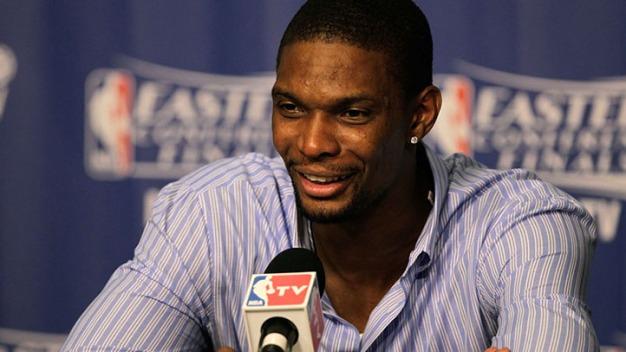 Heat's Chris Bosh Joins TNT as Studio Analyst