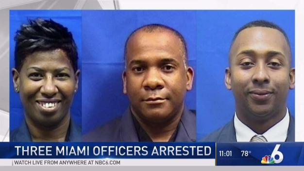 3 Miami Cops Allegedly Protected Drug Traffickers
