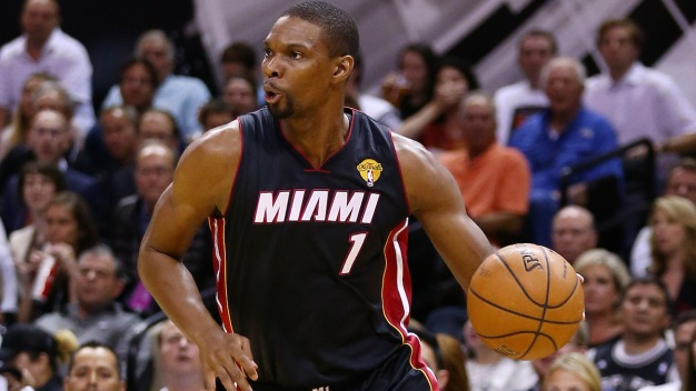 Bosh Signs 5-Year, $118M Deal With Heat