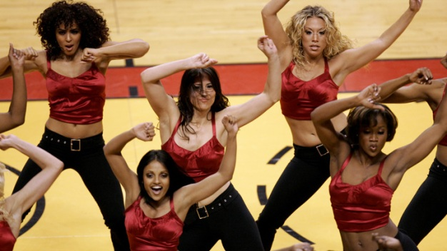 Miami Heat Holding Open Dance Team Tryouts For 2016-17