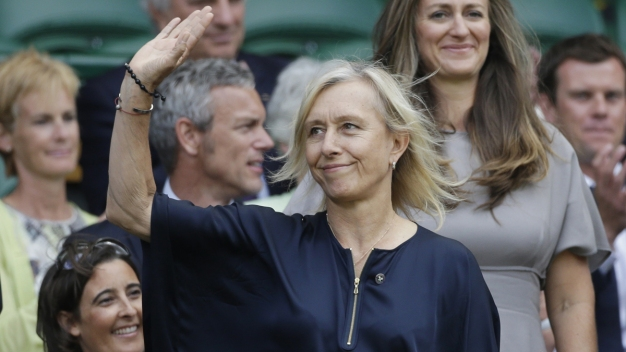 Martina Navratilova Says BBC Paid John McEnroe 10 Times More