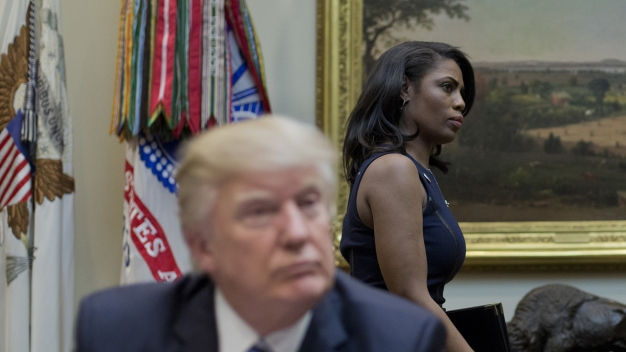 In New Omarosa Tape, Trump Appears Unaware She Was Fired