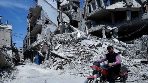 After Syria Missile Strikes, US Stuck in Holding Pattern