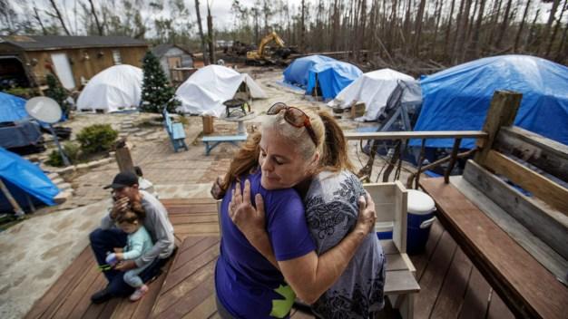 'It's Pure Hell': Hurricane Michael Leaves FL Housing Crisis