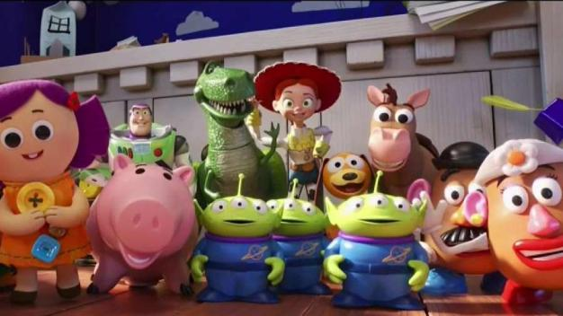 Actor Jay Hernandez Talks 'Toy Story 4'