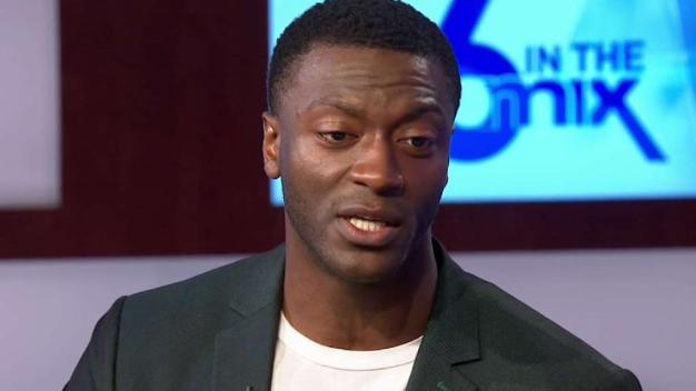 Aldis Hodge on Working With Kevin Bacon, His Own Work Ethic