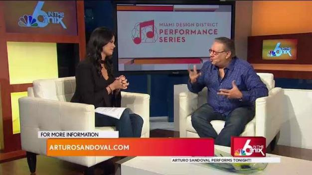 Arturo Sandoval in South Florida