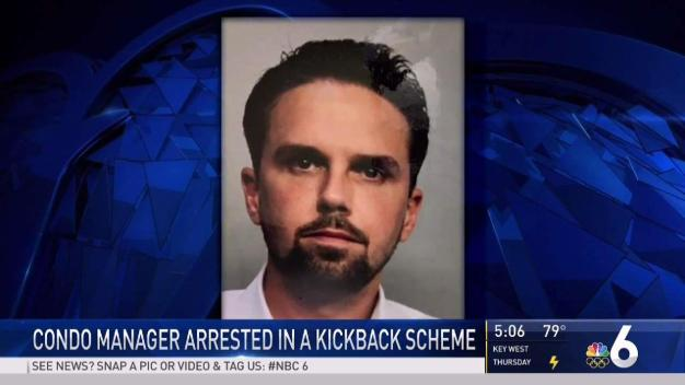 Aventura Condo Manager Arrested in Kickback Scheme