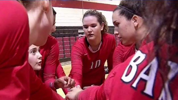 Barry University Volleyball Team Triumphs Over Tragedies
