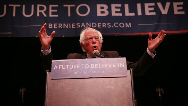 Revolution Is 'Just Getting Started': Sanders