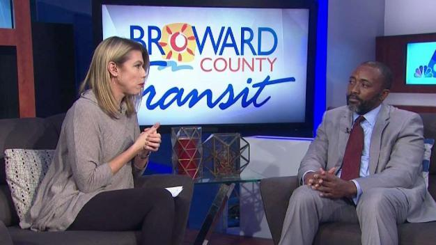 Broward County Transit Shares New Projects