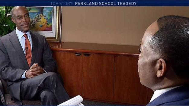 Broward Schools Leader Speaks With NBC 6