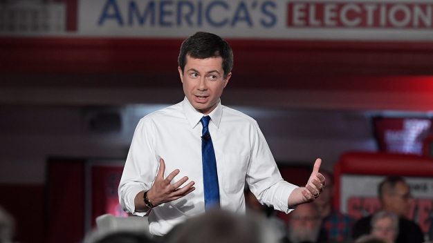 Buttigieg Likens Trump's Tweets to 'Grotesque Things'