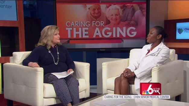 Caring for the Aging: Chen Med