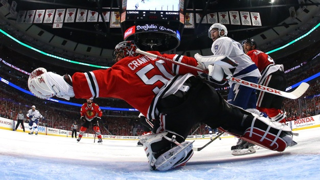 2015 NHL Finals: Blackhawks Beat Lightning, 2-1