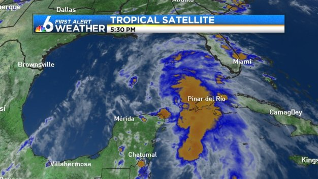 Florida Braces For Tropical Storm Colin, Flooding