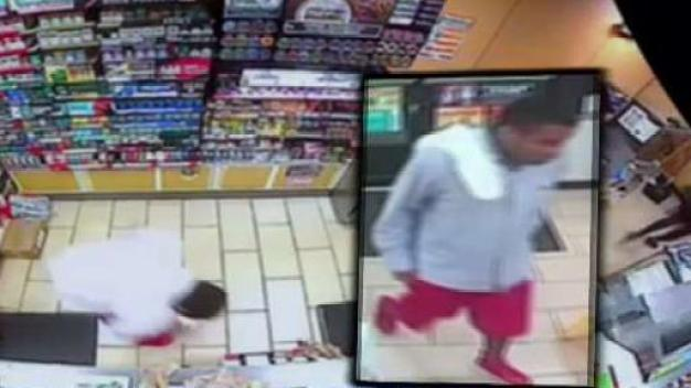 Clerk Stabs Thief During Gas Station Robbery