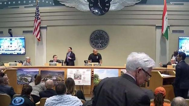 Commissioners Move Forward With MLS Stadium