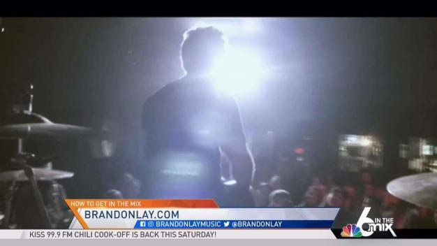Country Singer Brandon Lay to Open at Chili Cook-Off