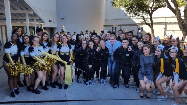 NBC 6 Brag About Your School - Miami Sunset Senior High