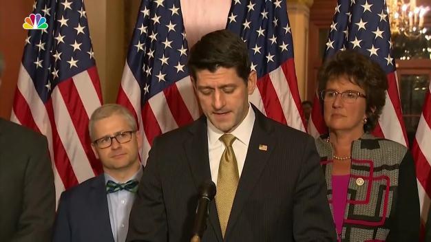Ryan Begs Senate Dems to Not Shut Down Government