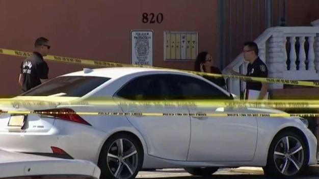 Dentist Shot Outside of Office in Hialeah
