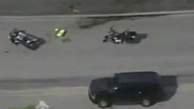 Doral Officer Involved in Accident
