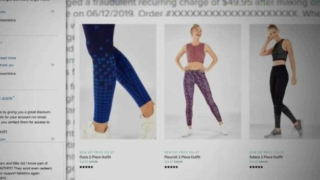 Fabletics Draws Criticism Over Troubled History