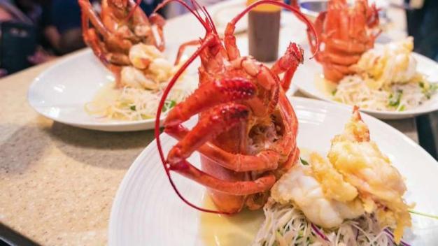 Fabulous Food: Miami Heat at SOBE Seafood Festival