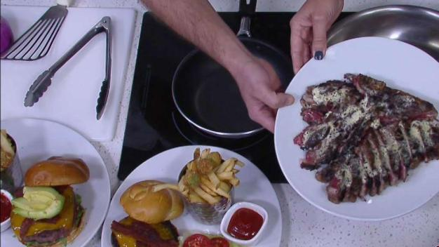 Fabulous Food: National Burger Month at Fleming's